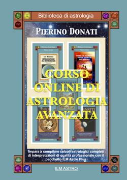 Copertina 1° Corso di Astrologia avanzata